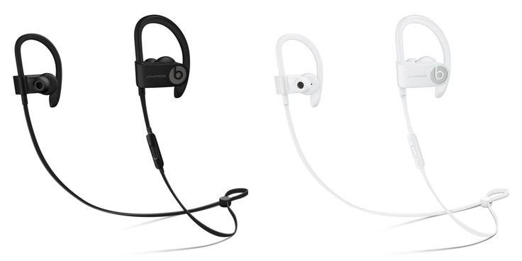 Apple met en vente les écouteurs sans fil Powerbeats3 de Beats