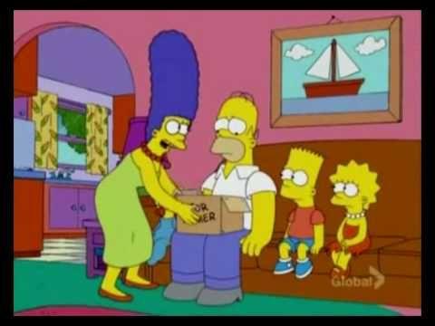 Homers Donut aus der Zukunft!