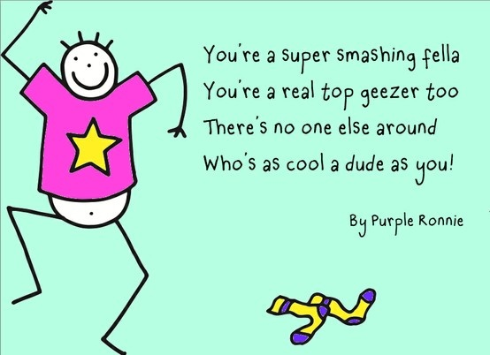 17 best images about purple ronnie on pinterest  st