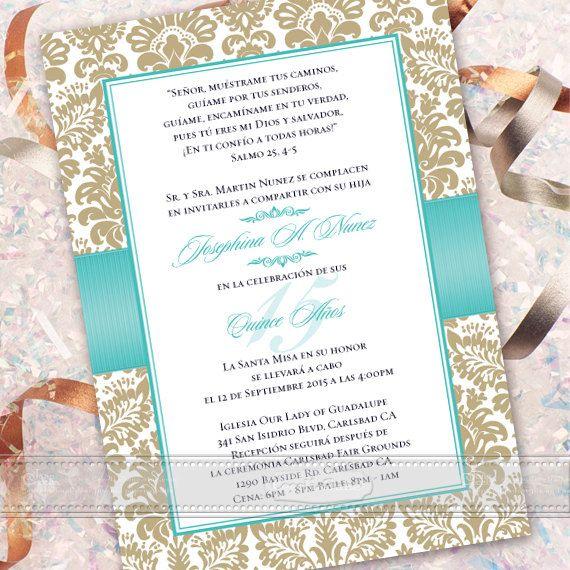 Wedding Invitations Printed Bridal Shower Invitations