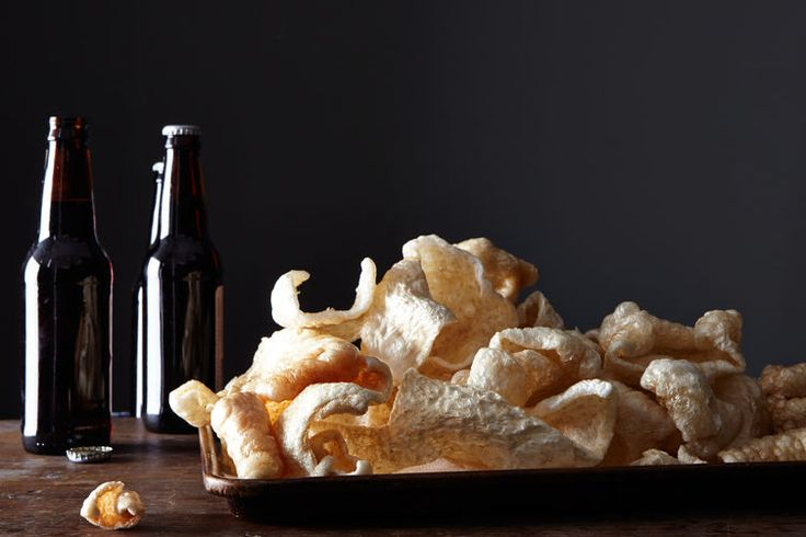 Chicharrón with Lime and Chili Salt  recipe on Food52.com mexican pork rinds