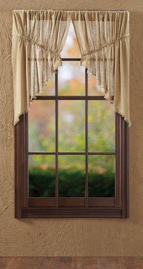 87 Best Primitive Curtains Images On Pinterest Primitive