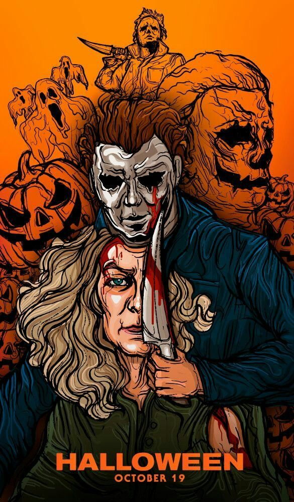 Pin by Jeanne Loves Horror💀🔪 on Michael Myers 4 The