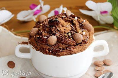 Di gotuje: Deser/krem czekoladowy z tofu