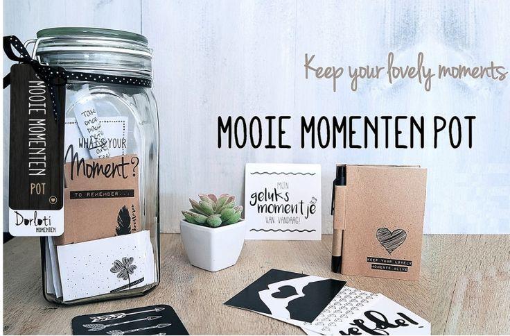 Dorloti - Mooie Momenten Pot -
