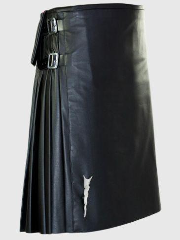 Leather Kilt - www.wee-do.com