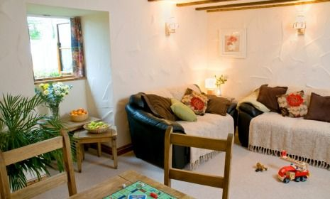 Fistral Cottage | Country View Cottages In Cornwall