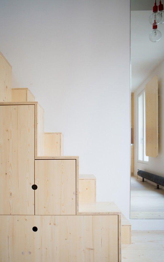 Apartment in Paris | Schemaa