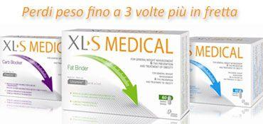 XLS Medical - Integratori dimagranti in vendita online