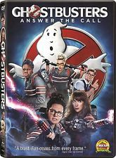 Ghostbusters (DVD 2016) BRAND NEW* Action, Comedy, Fantasy New Release SEALED !!
