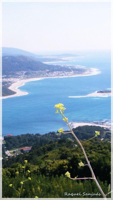 Santa Tecla. Galicia
