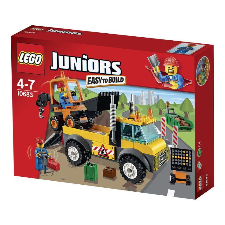 LEGO Juniors Baustelle