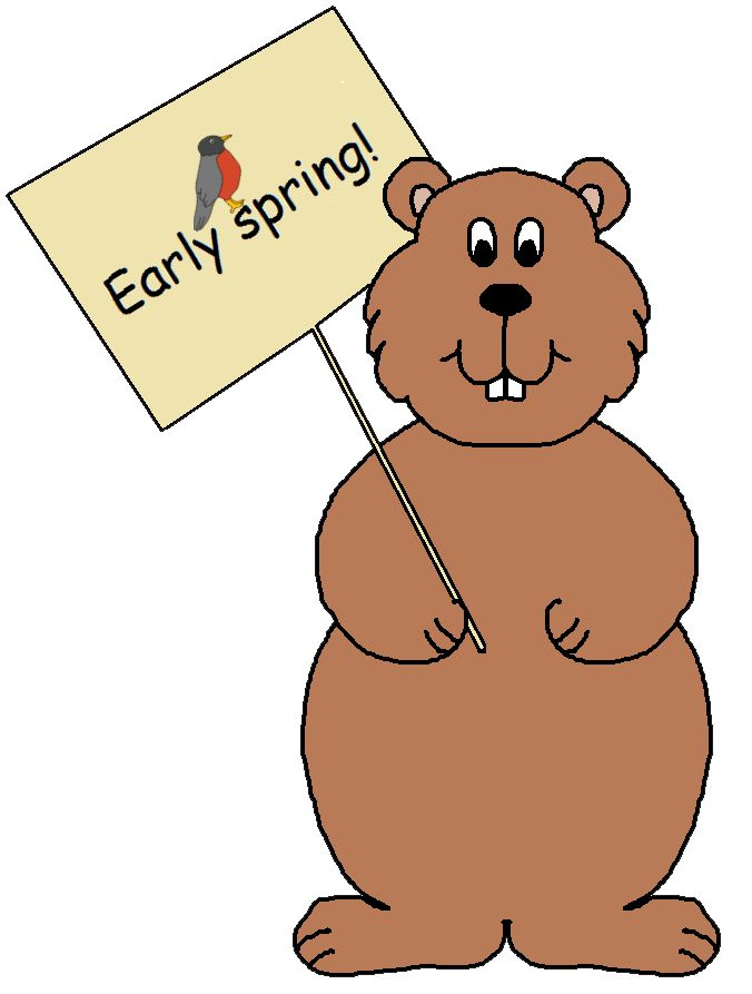 Clip Art Groundhog Clip Art 1000 images about groundhog day on pinterest clipart
