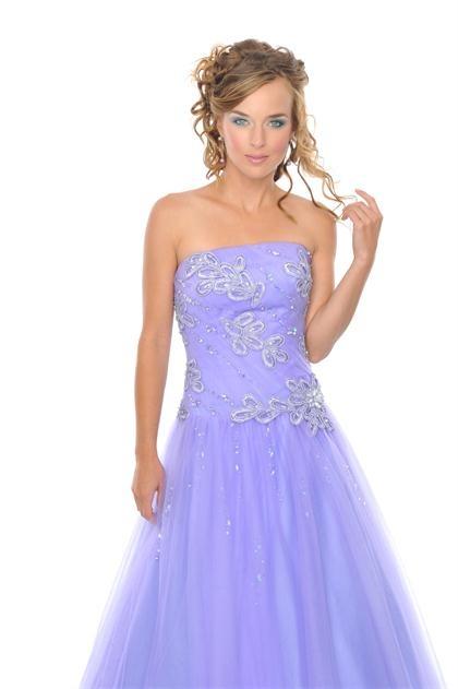 Cute Purple Prom Dresses