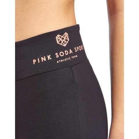 PINK SODA SPORT Space Dye Capri Leggings | JD Sports