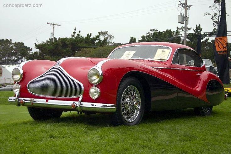 1951 Talbot-Lago T-26 Grand Sport Image
