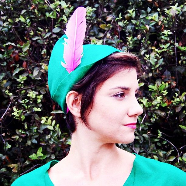 My Peter Pan costume is complete! Read all about it & watch the DIY video on  itsaLisa.com ✂