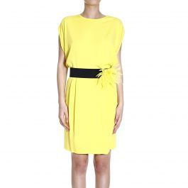 Hit the town in this little yellow number! were crushing on lemon this S/S