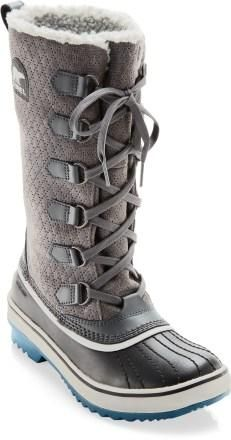 Sorel Tivoli High Snow Boots - Women\'s perfect for walking the dog!
