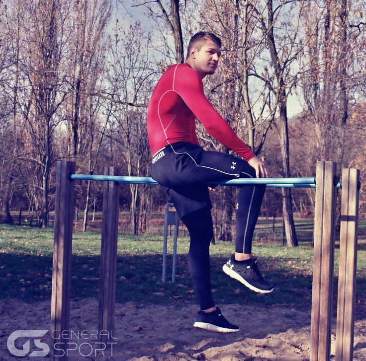 Český boxer Daniel Táborský ve spolupráci s General Sport (Under Armour)  www.U-A.cz