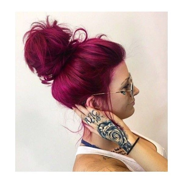 1000+ ideas about Magenta Hair on Pinterest | Funky hair ...