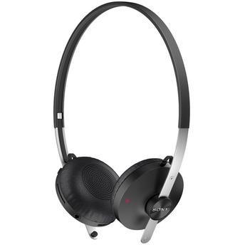 Fone de Ouvido Bluetooth Estéreo Overband Sony SBH60 Original Preto