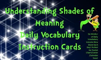 Set of 48 Word wall cards used to demonstrate shades of meaning in commonly used words.These are formatted to print on 3x5 index cards. Each set in...Grade Reading, Demonstrations Shades, Teaching Ideas, 5Th Grade, Schools Languages Art, Word Walls, Common Cores, 3Rd Grade, Wall Cards