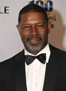Dennis Haysbert is one of my favorite actors. I Love him in THE UNIT!  And we all know him as the ALLSTATE MAN.