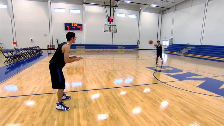 3 Man Weave Drill - Team Warm Up Drills Series by IMG Academy Basketball...