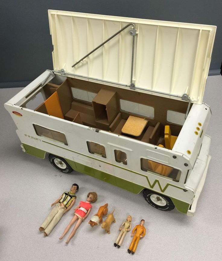 Denver Rv Show: Plan Toys Motorhome