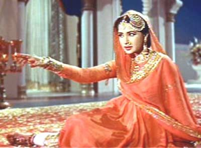 Pakeezah...love these tragic courtesan movies.