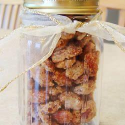 Sugar Coated Pecans Allrecipes.com