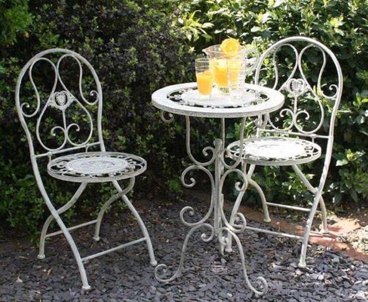 garden table for two - Garden Furniture For Small Gardens
