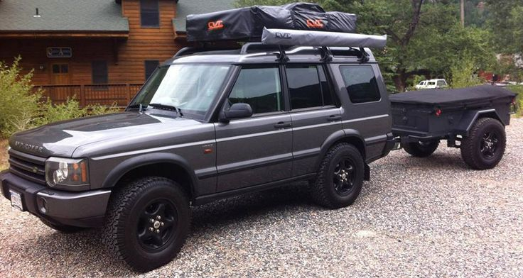 Cascadia Roof Top Tent Land Rover Overlanding Land