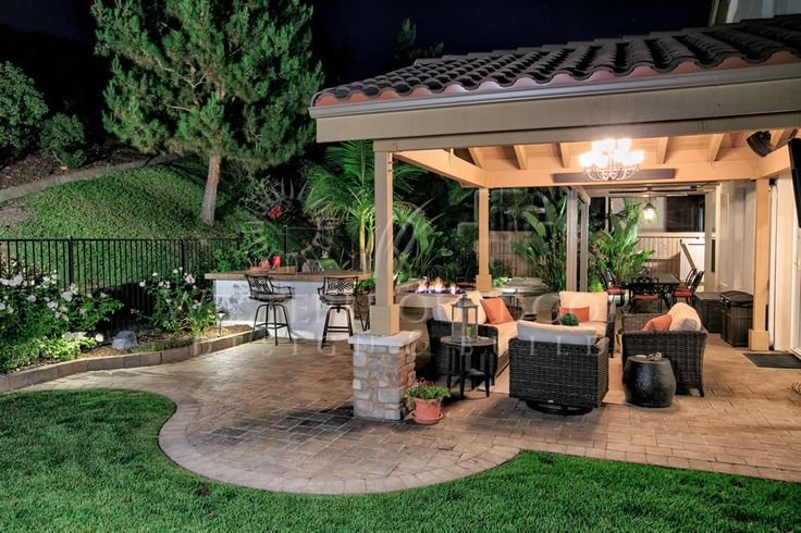 Make your outdoor living area much more beautiful by hiring DaySpring Landscape & Stone Creations Company.https://goo.gl/EjC6PY #Patio_Covers_Rockwall #Flagstone_Patios_Forney