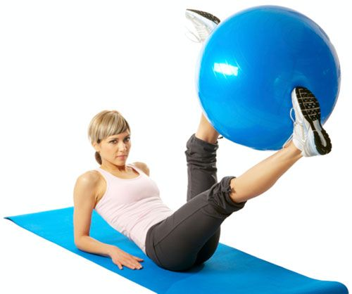 Stability Ball Russian Twist: 1000+ Images About Russian Twist/ Abdominal Exercises On