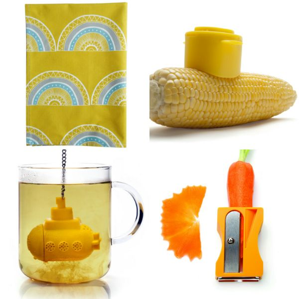 Best 25+ Yellow Kitchen Accessories Ideas On Pinterest