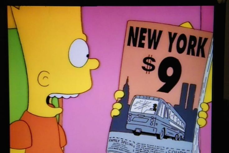 The Simpsons – 9/11