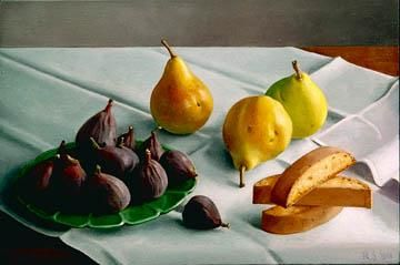 Figs and Biscotti