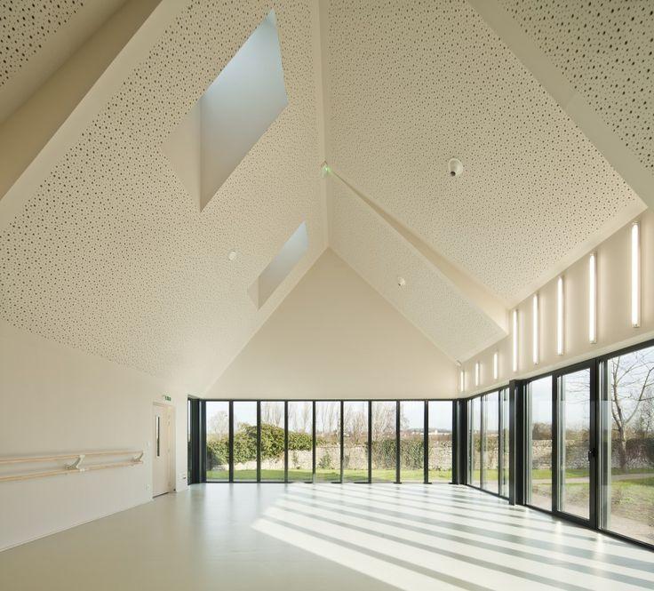 L'Atelier / AAVP Architecture. Dance Studio
