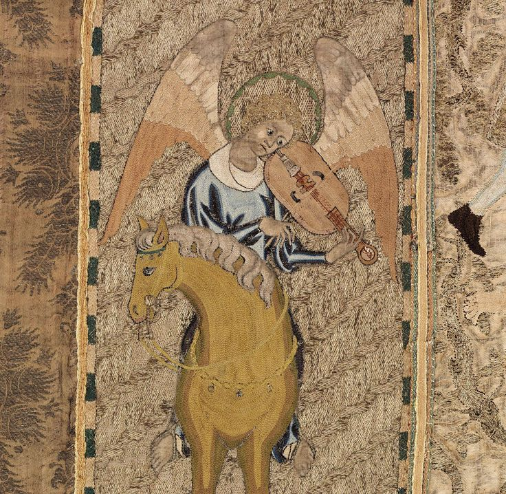 Opus Anglicanum: Masterpieces of English Medieval Embroidery - V&A. 1 October 2016 - 5 February 2017 - £12.00