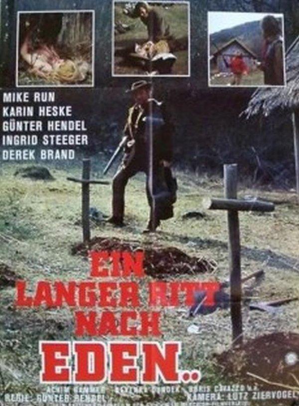 Ein langer Ritt nach Eden (1974)