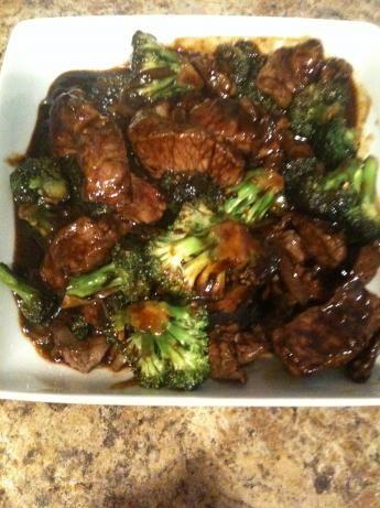 Best beef & broccoli ever