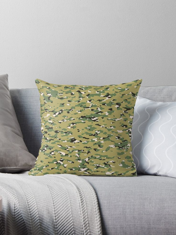 Camouflage: Woodland IV (NWU III Colors) • Also buy this artwork on home decor, apparel, stickers, and more.