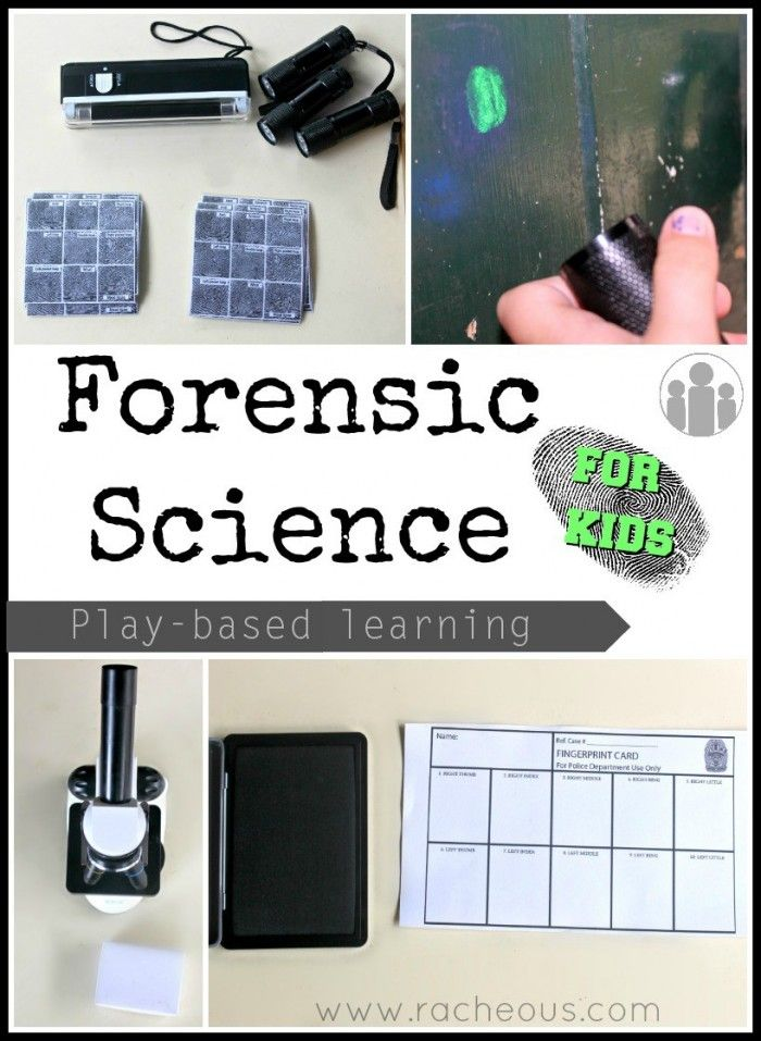 Forensic Science Study with FREE