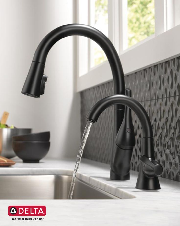 1977 Dst Black Kitchen Faucets Beverage Faucets Black Kitchens