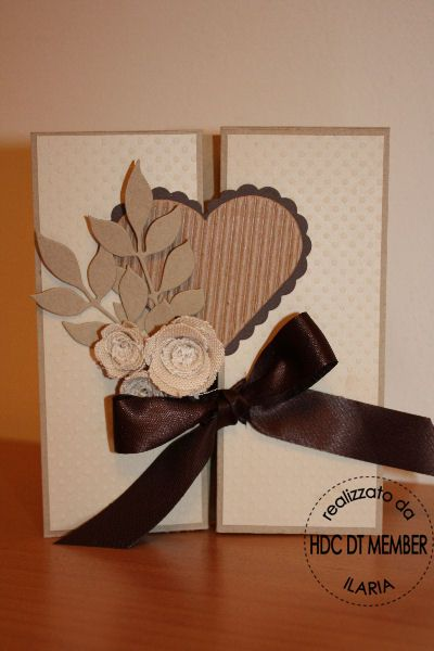 "Hobby di Carta - Il blog: CARD: ""Card portasoldi"" by ilaria"