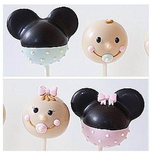 Chocolate Minnie Mouse Cake Wdw