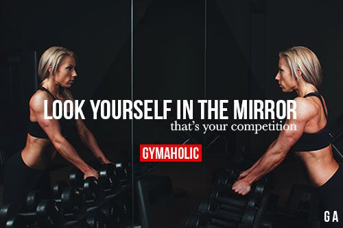 Look Yourself In The Mirror