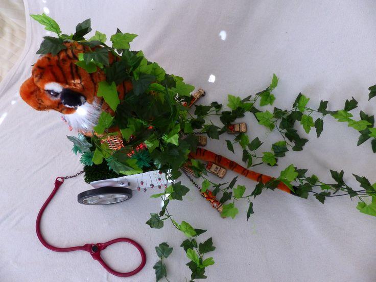 Tiger Trolley  2013/ Merryl Key